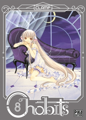 Chobits tome 8