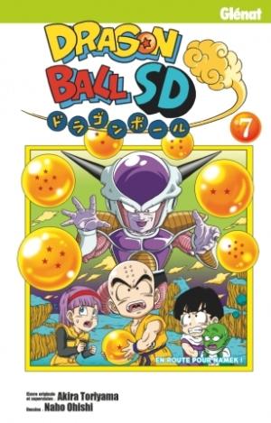Dragon Ball SD - Tome 7
