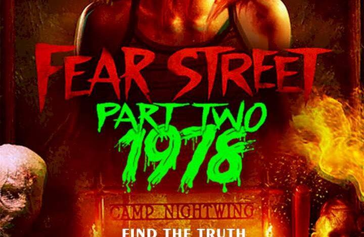 Fear street 1978 wallpaper 2