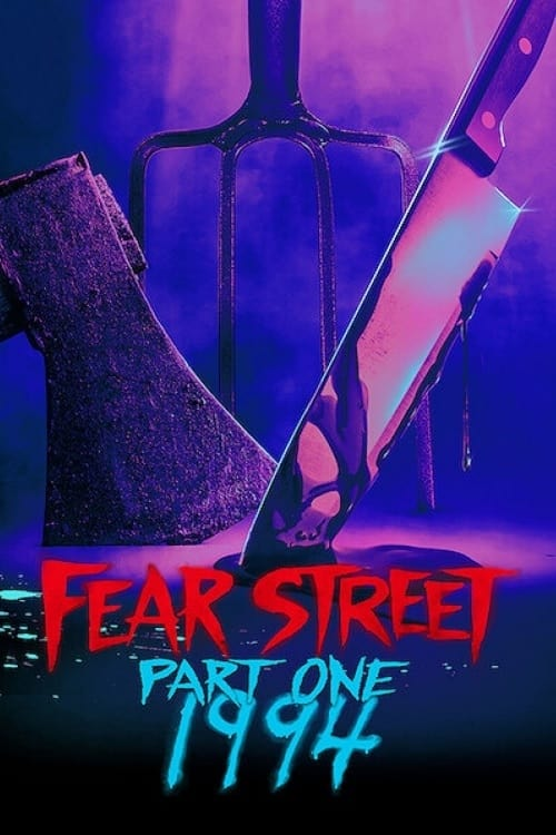 fear street 1994 affiche 1