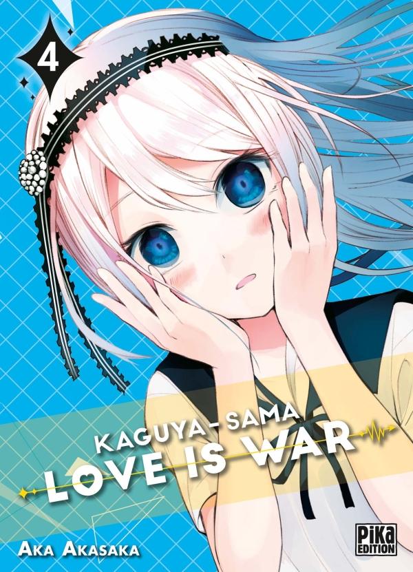 Kaguya-sama Love is War tome 4