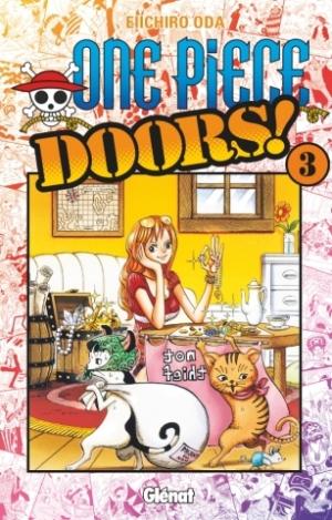 One Piece Doors - Tome 3