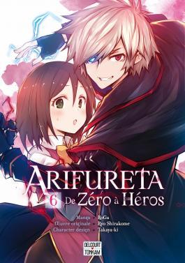 Arifureta - De zéro à héros T06
