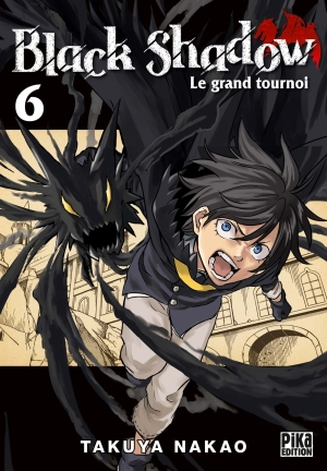 Black Shadow tome 6