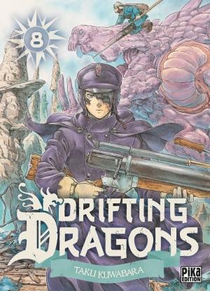 Drifting Dragons tome 8