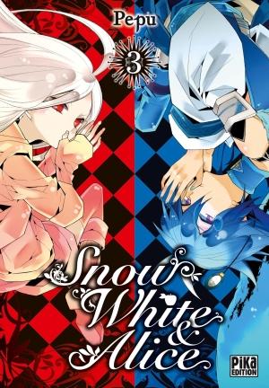 Snow White & Alice tome 3