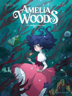 Amelia Woods - Tome 1