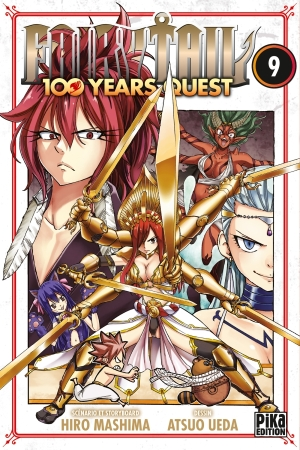 Fairy Tail - 100 Years Quest tome 9