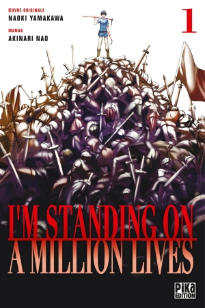 I'm standing on a million lives tome 1