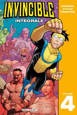 Invincible - Intégrale T04