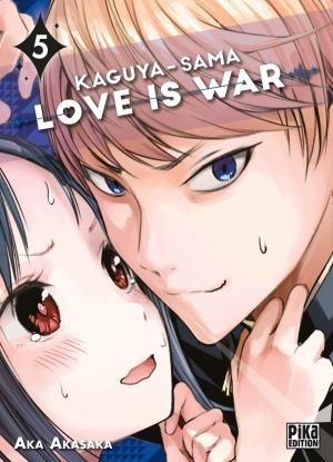 Kaguya-sama Love is War tome 5
