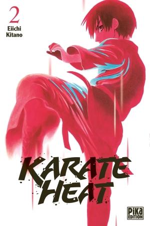 Karate Heat tome 2