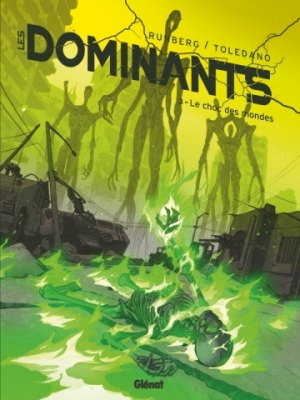 Les Dominants - Tome 3