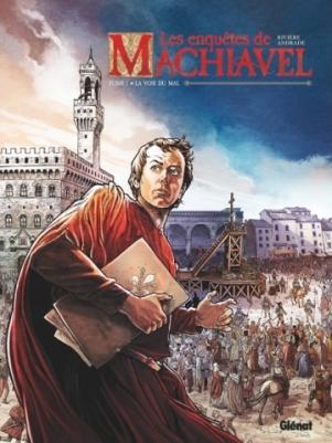 Les Enquêtes de Machiavel - Tome 1