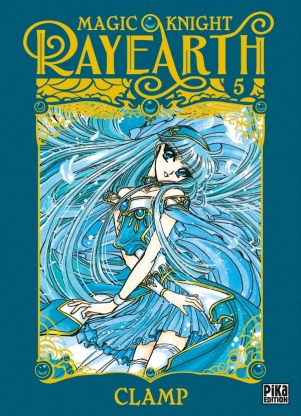 Magic Knight Rayearth tome 5