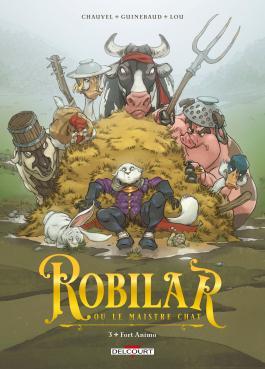 Robilar ou le Maistre Chat T03