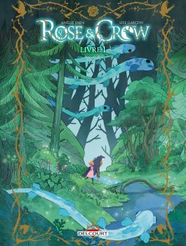 Rose and Crow T01