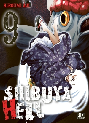 Shibuya Hell tome 9