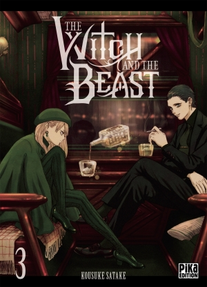 The Witch and the Beast tome 3