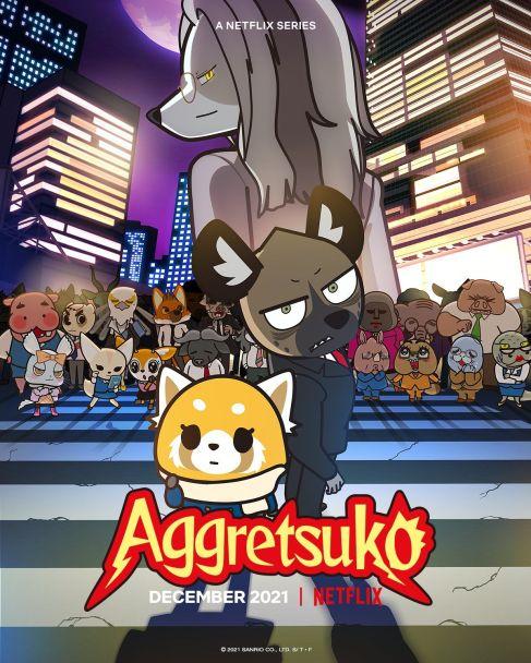 Aggretsuko-saison-4-visual