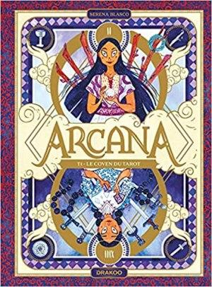 Arcana - Tome 1