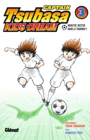 Captain Tsubasa Kids Dream - Tome 3
