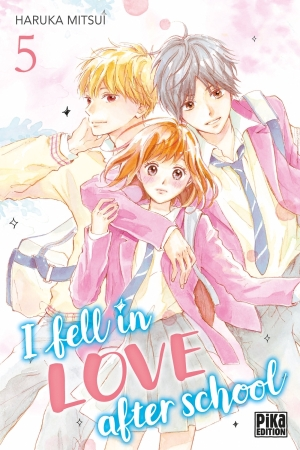 I fell in love after school tome 5