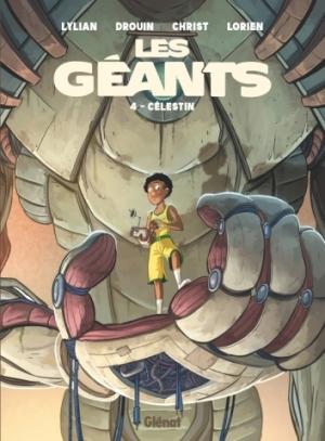 Les Géants - Tome 4